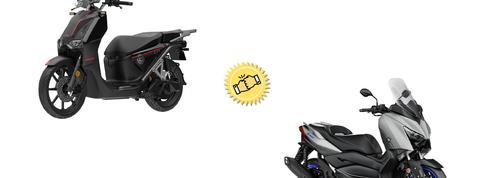 Le match : scooter thermique ou électrique?
