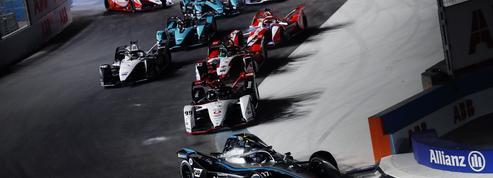 Formula E: Mercedes et Jaguar, les premiers lauréats 2021