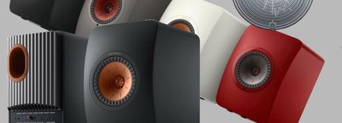 Avec la technologie MAT, les enceintes KEF LS50 Wireless II progressent encore