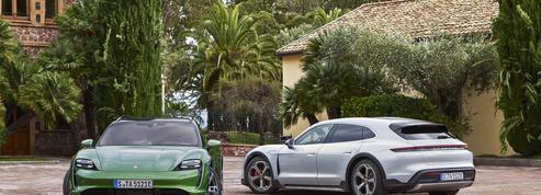 Porsche Taycan Cross Turismo, l'aventurier silencieux
