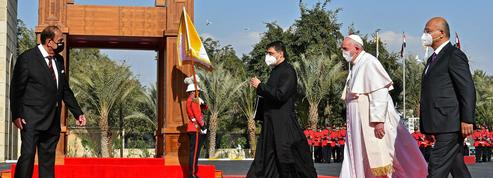 Mossoul, ex-capitale de Daech, prête à accueillir le pape