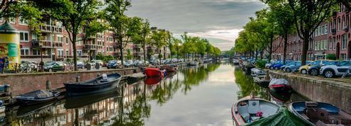Une maison sur l'eau ,d'Emuna Elon: Amsterdam et ses fantômes