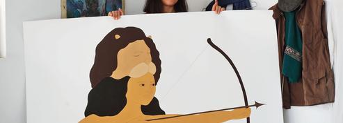 Kubra Khademi, artiste afghane et libre