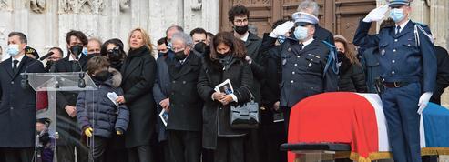 L'hommage à Olivier Dassault