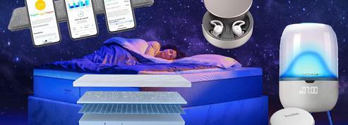 Quand des objets connectés aident à mieux dormir