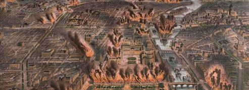 150 ans de la Commune: le lourd bilan des destructions