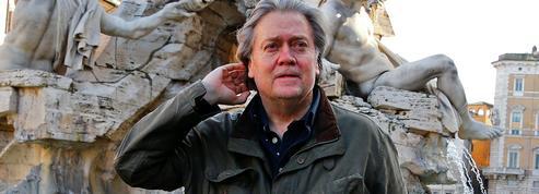 En Italie, les déboires de Steve Bannon