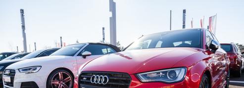 Audi, BMW et Mercedes tirent leur épingle du jeu