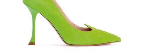 Le vert submerge les collections printemps-été 2021, tant en mode qu'en décoration
