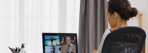 Télétravail: derrière l'écran, les négociations sociales deviennent plus abruptes