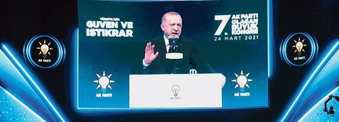 Erdogan souffle le chaud et le froid avec l'Europe