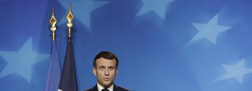Les ambitions européennes de Macron en vue de 2022