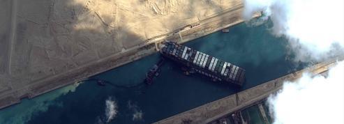 Canal de Suez: quand la mondialisation s'échoue en plein désert!