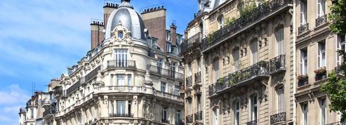 Les prix de l'immobilier baissent bien à Paris mais pas dans les villes moyennes