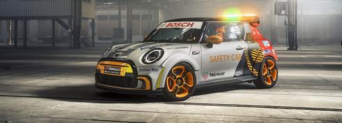 Mini Electric Pacesetter, en piste!