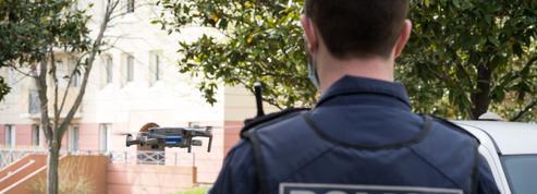 Avec le drone, la police municipale rêve de prendre l'air