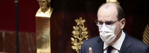 Covid-19: Jean Castex durcit le ton face aux oppositions