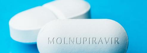 Essais prometteurs d'un nouveau médicament antiviral contre le Covid