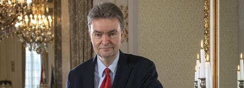 Un Habsbourg ambassadeur de Hongrie en France