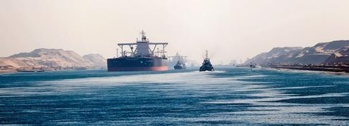 Le canal de Suez, ligne de vie et fierté de l'Égypte