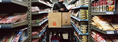 Livraison à domicile: un «dark store» Franprix pour préparer les commandes