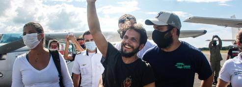 L'odyssée du pilote perdu 36 jours dans la forêt amazonienne