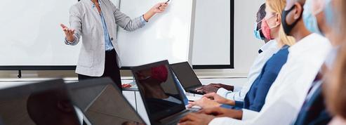 Formation: les actifs en poste veulent surtout développer leurs compétences