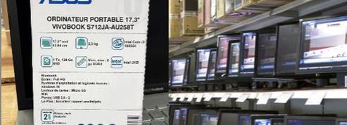 Bien lire la fiche technique de l'ordinateur en magasin