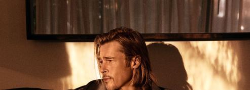 Brioni signé Brad Pitt
