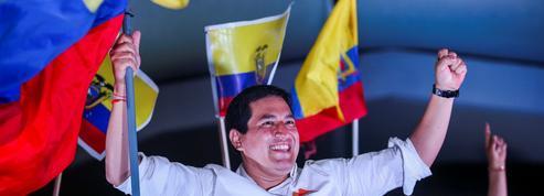 Présidentielle en Équateur: un héritier de Correa contre un ancien banquier