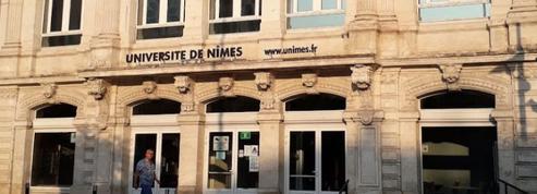 Des étudiants de l'université de Nîmes réclament des partiels à distance au second semestre