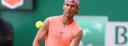 Monte-Carlo: premier test à l'abri des regards pour Nadal et Djokovic avant Roland-Garros