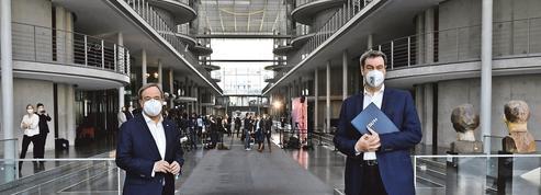 Allemagne: duel déclaré pour la succession d'Angela Merkel