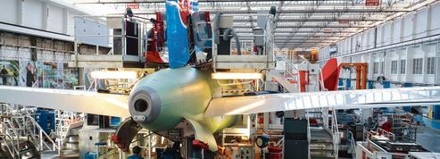 Aéronautique: affaiblis, les petits sous-traitants du secteur sont incités à se rapprocher