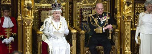 Le prince Philip, un vrai roc anglais