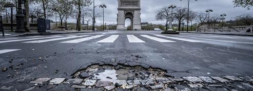 Sale comme Paris