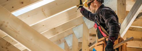 La construction manque de bois et d'acier mais pas de béton
