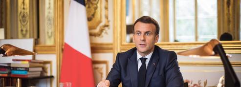 Emmanuel Macron au Figaro :«Je me bats pour le droit à la vie paisible»