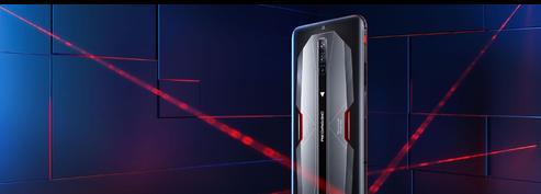 Nubia RedMagic 6, un smartphone dédié aux joueurs
