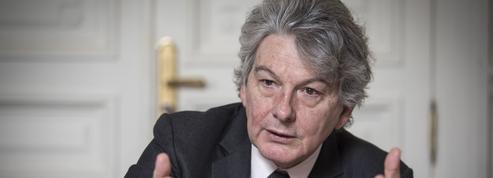 Thierry Breton: «Vacciner 70% des adultes» en Europe d'ici la mi-juillet