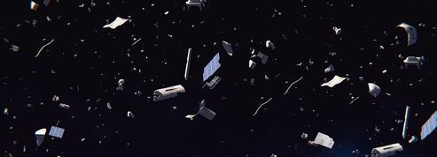 Les débris spatiaux, une menace de plus en plus pressante