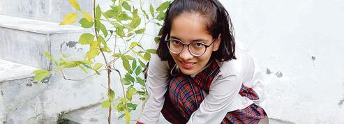 Ridhima Pandey, la Greta Thunberg de l'Inde