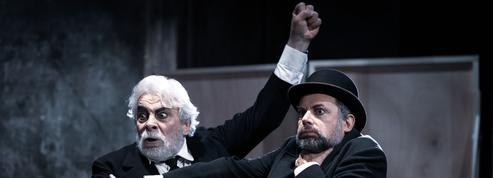 Jacques Weber et Denis Podalydès: les hommes savants de Molière