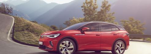 Volkswagen ID.4 GTX, le SUV électrique se met au sport