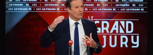 Nicolas Dupont-Aignan: «Renaud Muselier est en train de partir vers LREM»