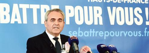Régionales: Xavier Bertrand lance son «combat pour les Hauts-de-France»