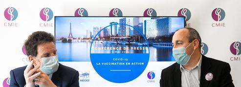 Covid-19: le Medef et la CFDT s'allient pour promouvoir la vaccination en entreprise