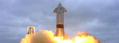Succès de Starship: SpaceX en route pour la Lune