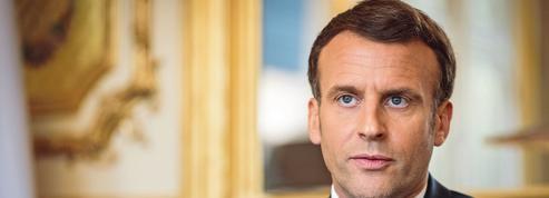 Emmanuel Macron mise sur une dernière «année utile» avant 2022
