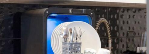 Essai : le lave-vaisselle DAAN TECH BOB